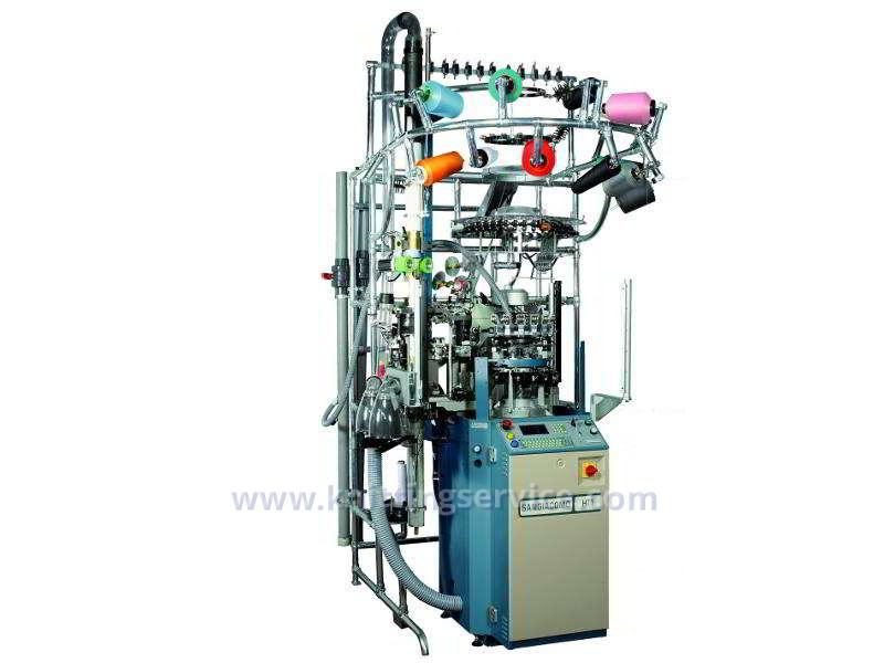 Hosiery Machine Sangiacomo HT1 HTE HTES