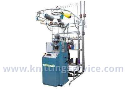 Hosiery Machine Sangiacomo HT50Ssingle cylinder model