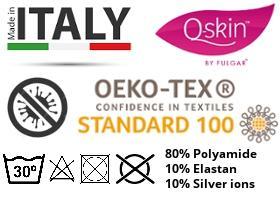 protective mask Q-SKIN 100 OEKO TEX