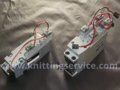Pneumatic units Hosiery machine pneumatic units