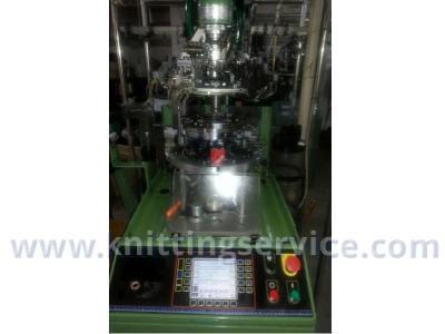 Matec New 156 Used hosiery machine Matec New 156 on sale