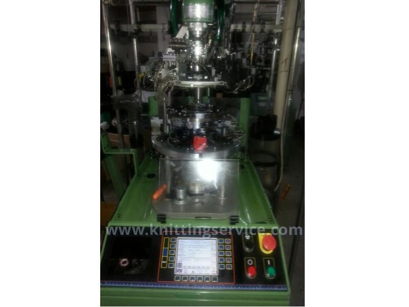 Used hosiery machine Matec New 156used on sale 1