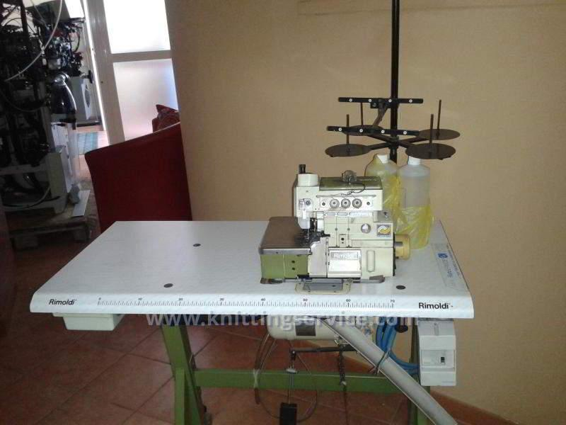 Serger Rimoldi Necchi used on sale 1
