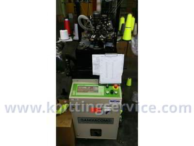 Sangiacomo Fantasia 1C F6 156 Used hosiery machine Sangiacomo Fantasia 1C F6 156 on sale