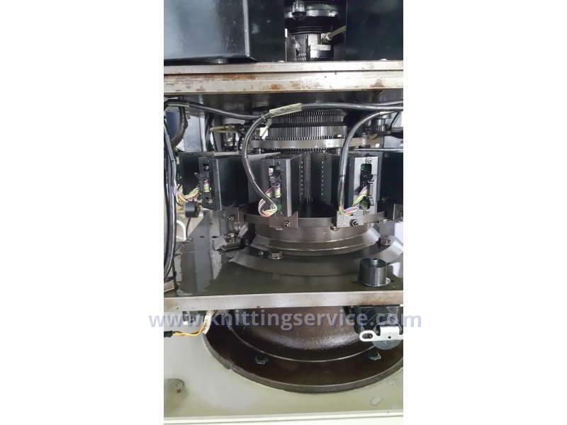 Macchina per calzetteria usata Sangiacomo Fantasia LT F3 120 usato in vendita 2