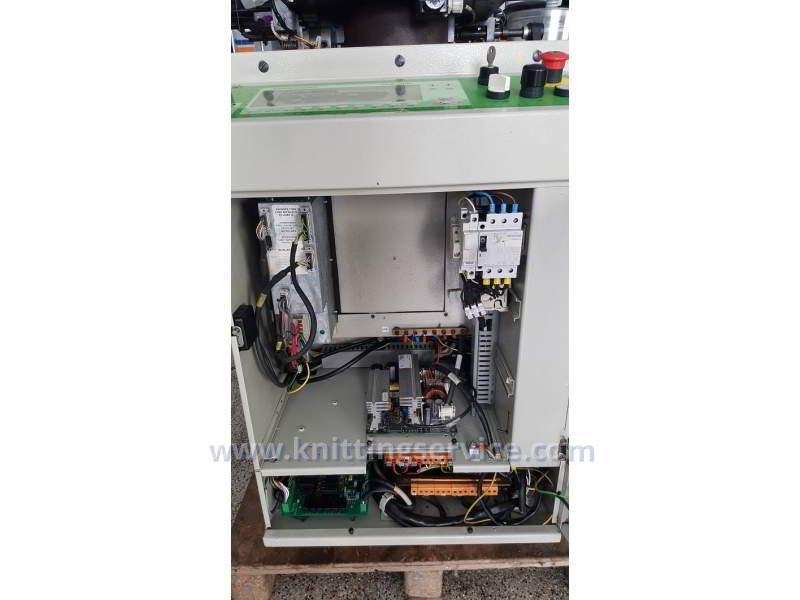 Hosiery machine Sangiacomo Fantasia LT F3 120 used on sale 5