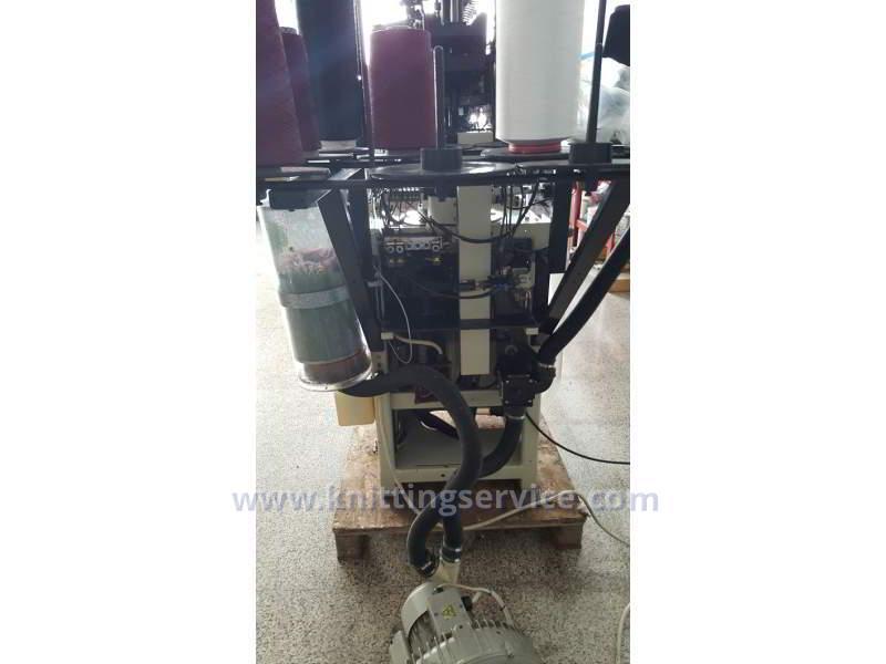 Hosiery machine Sangiacomo Fantasia LT F3 120 used on sale 7