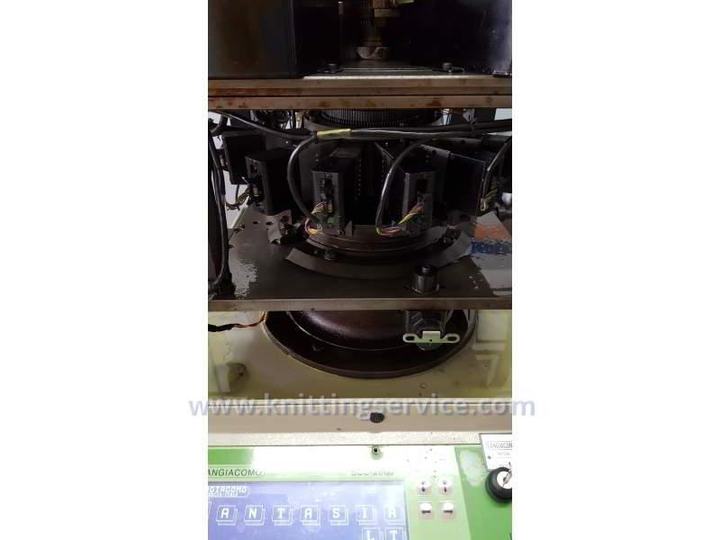 Hosiery machine Sangiacomo Fantasia LT F3 120 used on sale 9