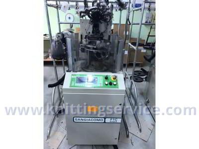 Sangiacomo HT1 F36 156 Hosiery machine Sangiacomo HT1 F36 156