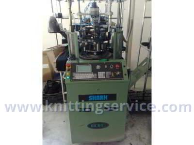 Santoni Shark J4 F36 176 hosiery machine
